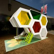 Playhouse Design Garden Picture Of Modern Colorful Kid Garden Backyard