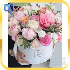 luxury flowers customized luxury flower box luxury flower packaging