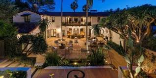 Beverly Hills Celebrity Homes by Celebrity Homes Amazing Mansions Of Celebrities Under 30