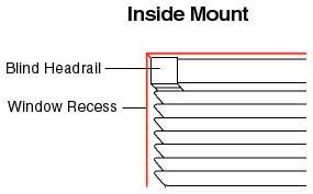 Measuring Window Blinds Colton Inc Wholesale Window Blinds Discount Draperies