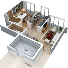 Home Design For 750 Sq Ft 750 Sq Ft House Plan Indian Style