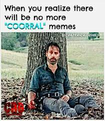 Coral Meme - this is my very last coral meme i m a walking dead addict