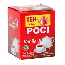jual teh poci vanilla 50gr harga murah langsung distributor