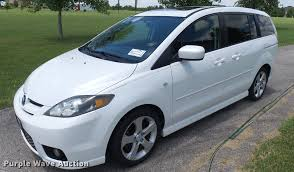 mazda5 2007 mazda mazda5 van item da7979 sold july 19 vehicles