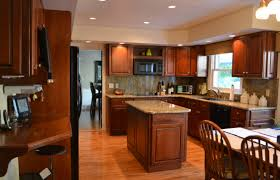 dark cherry kitchen cabinets kitchen ideas cherry cabinets white