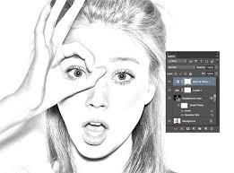 photos photoshop sketch drawing art gallery