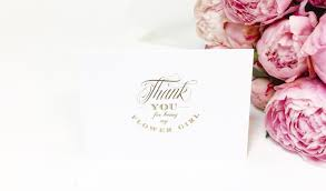 card templates basic cmyk bridesmaid thank you cards brilliant