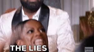 Lies Memes - black kandi burruss gif find share on giphy