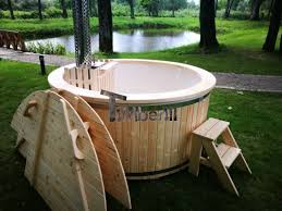 Wood Fired Bathtub Wooden Tubs Wood Fired Tubs Jakuzzi Tubs For Sale