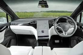 Tesla Minivan Tesla Model X Suv Review 2016 Parkers
