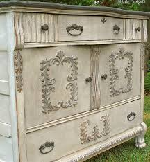 Antique Painted Sideboard Shizzle Design Vintage Buffet Layered In Rich Color One Of My