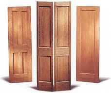 Pine Bifold Closet Doors Cdc Interior Wood Doors