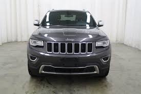 grey jeep grand cherokee 2015 jeep grand cherokee in iowa for sale used cars on buysellsearch
