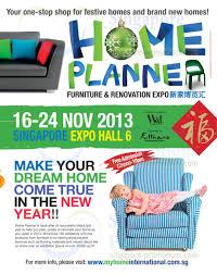 home planner 2014 furnishing fair singapore expo 16 u2013 24 nov 2013