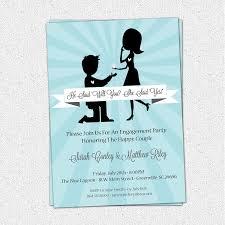 engagement party invitations templates cloveranddot com