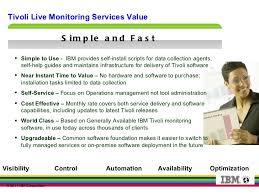 Ibm Service Desk Software Tivoli Live U2013 Nyckelfärdig Molntjänst För Dina Behov Inom Service Des U2026