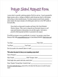 Prayer To Comfort Someone 10 Prayer Request Form Sample Free Sample Example Format Download