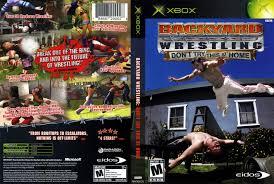 Backyard Wrestling 2 Ps2 Backyard Wrestling Xbox 360 Idea Home Design
