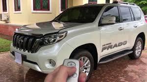 toyota land cruiser prado 2017 2017 toyota landcruiser prado vx l limited top model review