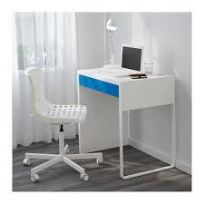 accessoires bureau ikea micke bureau blanc bleu ikea chambre mimi micke