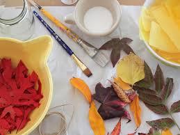 autumn votives seasonal craft