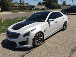 lowered cadillac cts cts v3 racing by weapon x motorsports 2016 cadillac cts v
