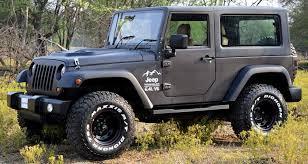 modified jeep 2017 mahindra thar modified to look like a jeep wrangler suv