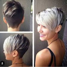 long hair at the front shaved at the back image result for shaved back long front womens haircut haircut