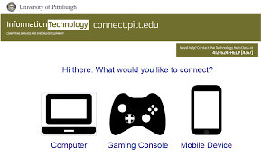 pitt technology help desk pittnet wired prepare your computer to use wired network ports