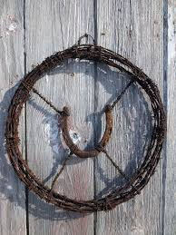 Barbed Wire Home Decor Best 25 Barb Wire Crafts Ideas On Pinterest Barbed Wire Decor