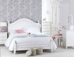 décoration de la chambre romantique 55 idées shabby chic style