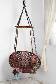 hanging swing chair bedroom boho bedroom how wonderful to have a hanging chair next beautiful