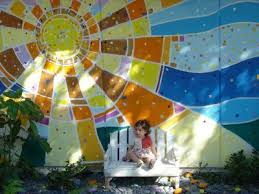 Garden Mural Ideas 17 Best Ideas About Mural Painting On Pinterest Murals Mural