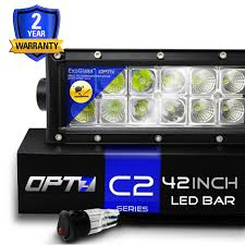 Led Vehicle Light Bar by The Best 42 Inch Cree Light Bars U2013 Cree Led Light Bars U2013 Unbiased