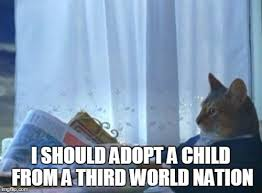 Third World Child Meme - third world skeptical kid meme imgflip