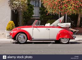 volkswagen beetle pink convertible a vintage convertible volkswagen beetle stock photo royalty free