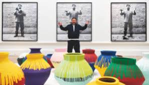 Ai Weiwei Dropping Vase Ai Weiwei Dropping A Han Dynasty Figure Sotheby U0027s