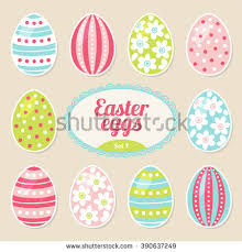 easter egg ornaments easter eggs stock images royalty free images vectors