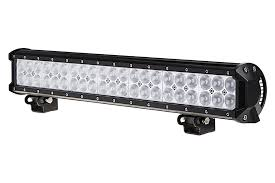 20 road led light bar 126w 8 820 lumens led light bars