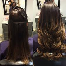glam seamless hair extensions hair extensions before and after glam seamless hair extensions