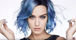 frosted hair color pictures blue hair color personal style