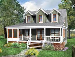 two story cabin plans two story cottage house plan 80660pm architectural designs