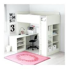 Bunk Bed With A Desk Ikea Loft Bed Selv Me
