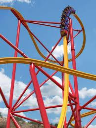 First Six Flags 2018 Neuheit Wonder Woman Raptor Track Coaster Rmc Six Flags
