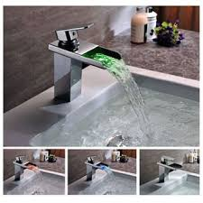 Waterfall Faucet Bathroom Waterfall Bathroom Faucets For Less Overstock Com