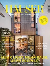 hã user architektur häuser award 2018 deutschlands premium architektur magazin häuser