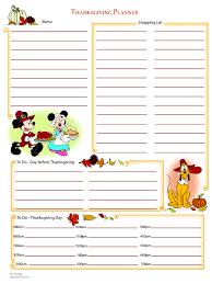 thanksgiving meal planning thanksgiving planner template virtren com