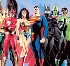 list superhero teams groups