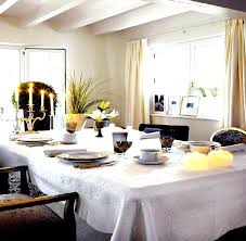 White Christmas Dinner Ideas 75 trend christmas table design decoration ideas home design and