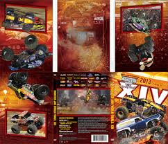 monster truck jam 2013 mjwf xiv dvd u2013 super sport design